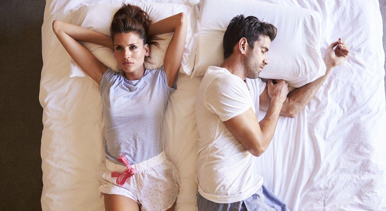 Jeśli mężczyzna martwi się spadkiem popędu seksualnego, co powinien zrobić najpierw?