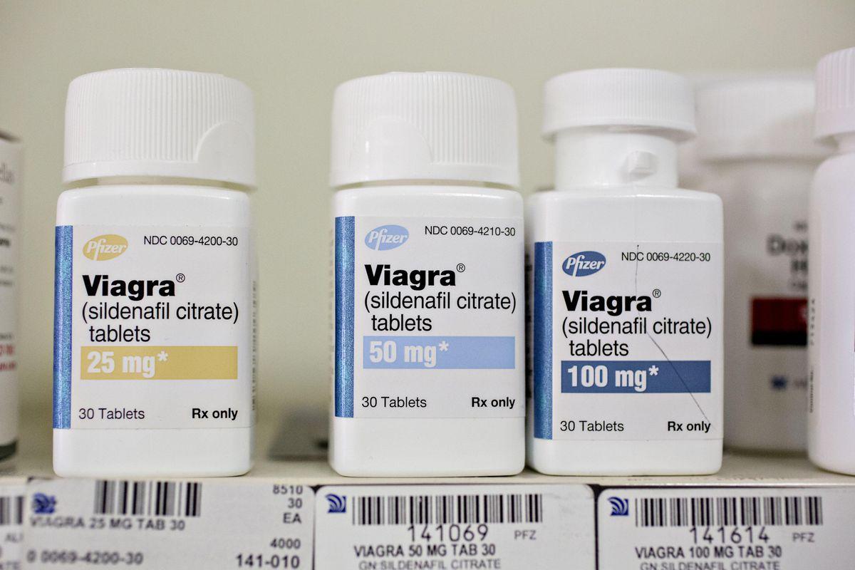 Viagra – słynna tabletka na potencję